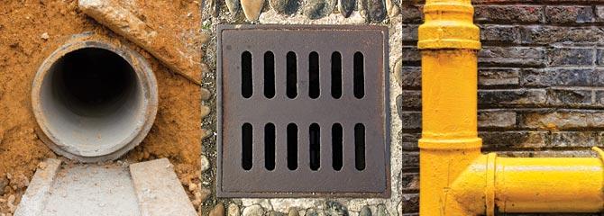 drain plumbing services