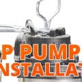 sump pump diy installation