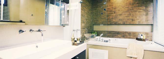 trending bathrooms for 2013