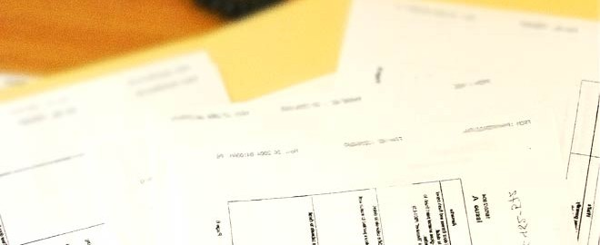 home owner's insurance papers