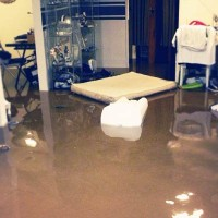 flooded basement steps to follow when you claim from insurance