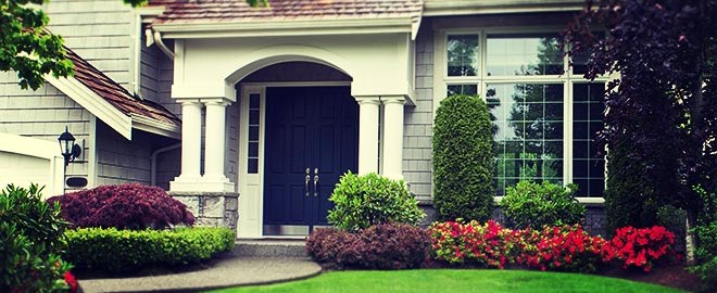beautiful Toronto home with drain root blockage