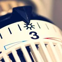 water heater themostat