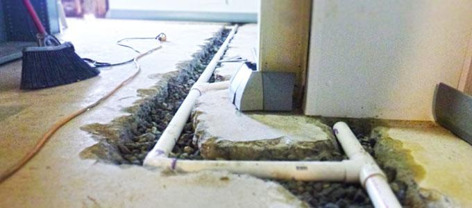 Basement Waterproofing Methods : Top methods of basement waterproofing