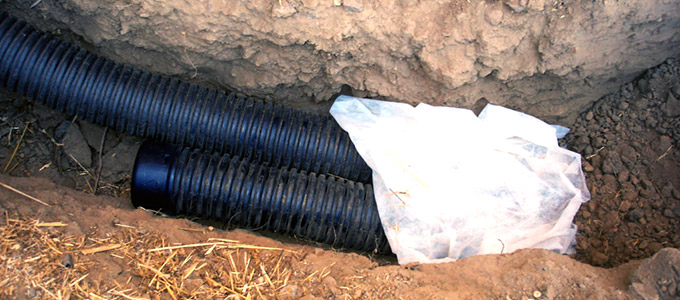 How To Make Best Use Of A Weeping Tile Drainage System