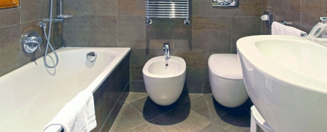 picture of toronto toilet installation services after being performed by professional plumber