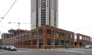 Picture of Fuse condo in Davenport area of Toronto