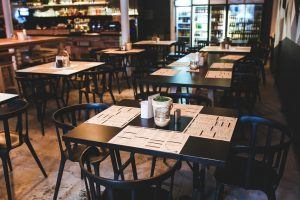 restaurant that needs the service of a commercial plumbing contractor