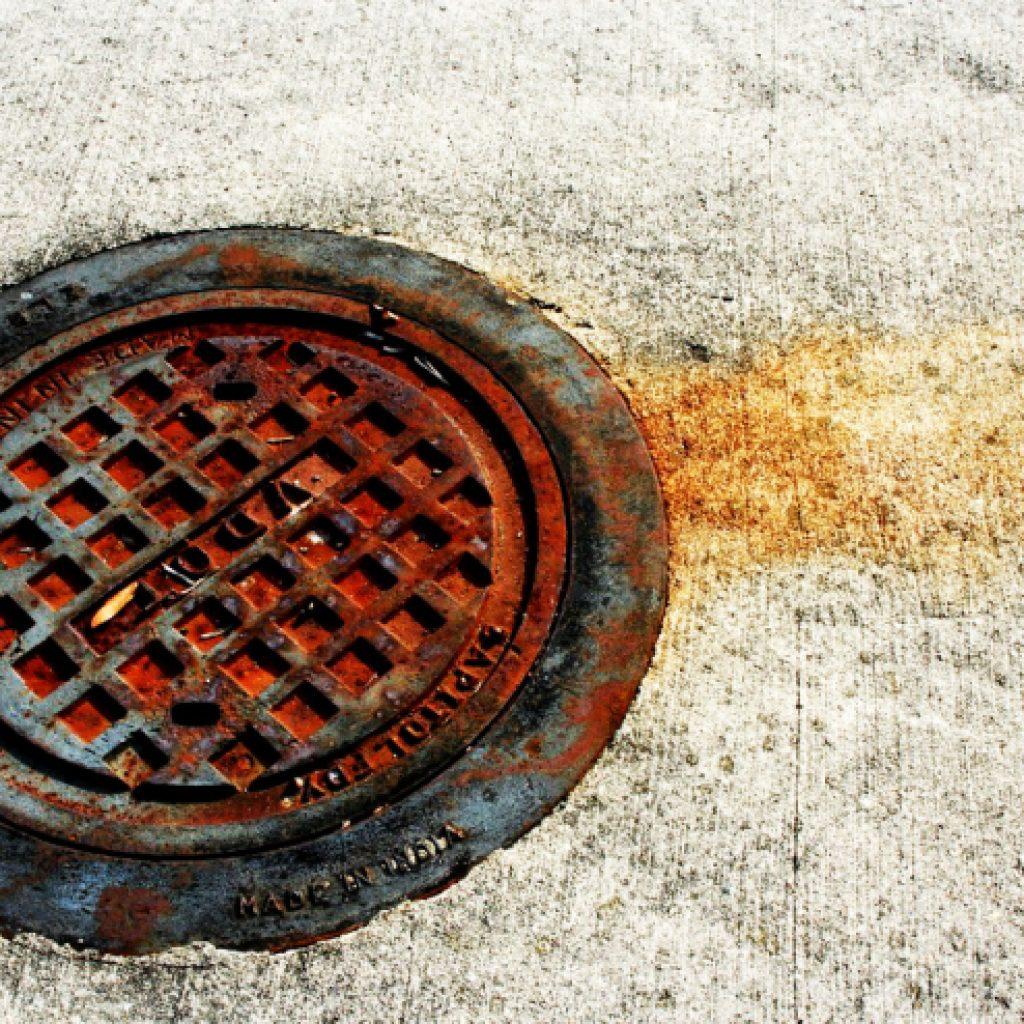 sewer backflow